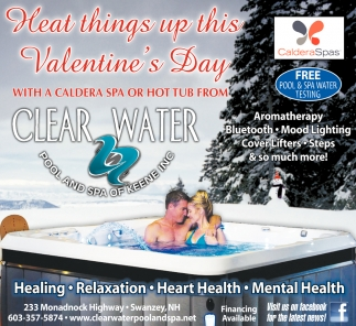 Hot Water & Healthy Living