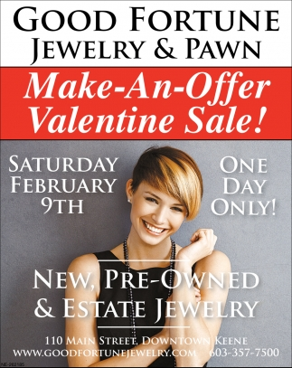 Make-An-Offer Valentine Sale!