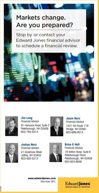 Markets Change. Are You Prepared?