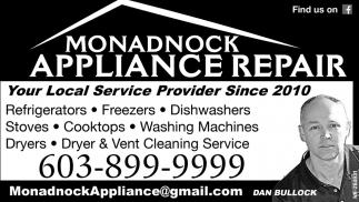 Your Local Service Provider