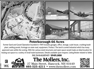 Peterborough 66 Acres