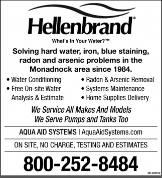Solving Hard Water