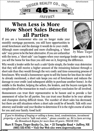 How Short Sales Benefit All Parties