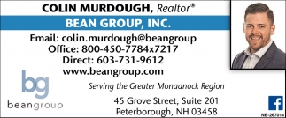 Serving The Greater Monadnock Region