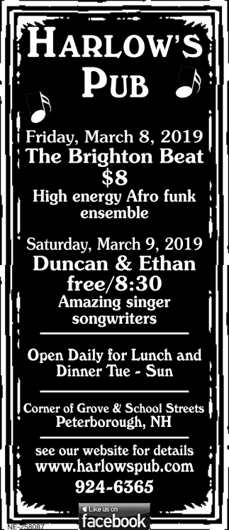 The Brighton Beat