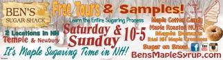 Free Tours & Samples!