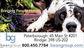 Bring People Home