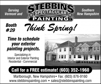 Time To Schedule Your Exterior Painting Projects