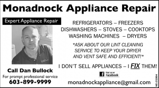 Expert Appliance Repair