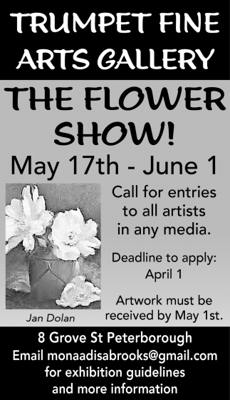 The Flower Show!