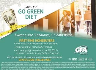 Go Green Diet
