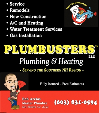 Serving The Southern NH Region