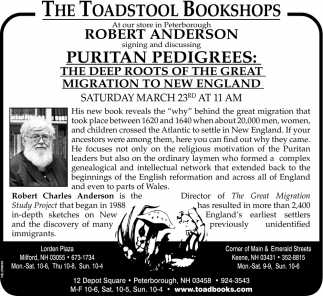 Puritan Pedigrees