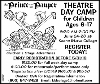 Theatre Day Camp