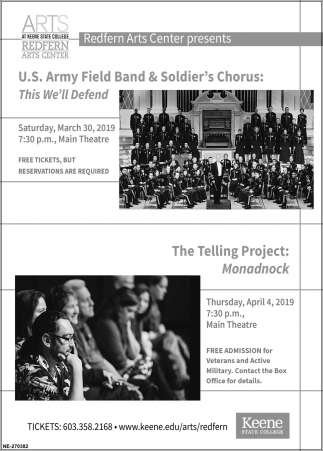 U.S Army Field Band & Soldier's Chorus