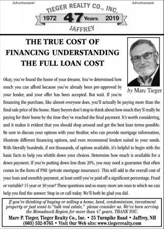The Full Loan Cost
