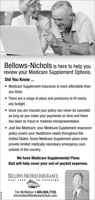 Bellows-Nichols Insurance Agency
