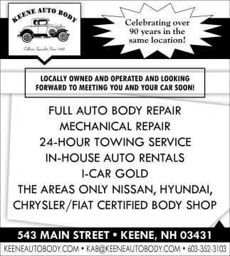 Full Auto Body Repair
