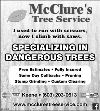 Specializing In Dangerous Trees